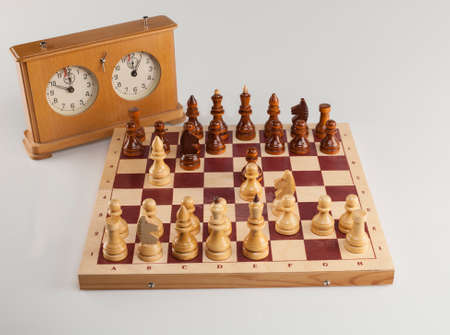 chess board: chess board: spanish opening