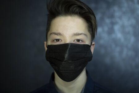 masque de protection medical anti virus
