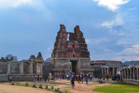 hinduism: Hampi - La ciudad antigua y compleja del hinduismo