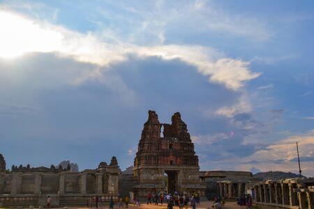hinduismo: Hampi - La ciudad antigua y compleja del hinduismo
