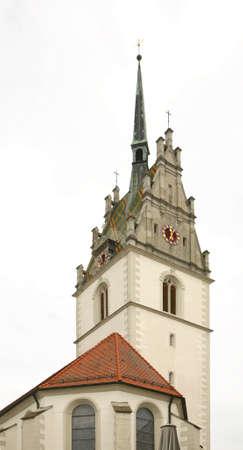 friedrichshafen: Church of St  Nicholas in Friedrichshafen  Germany