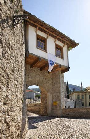 Old bridge in Mostar  Bosnia and Herzegovina Stock Photo - 27045967