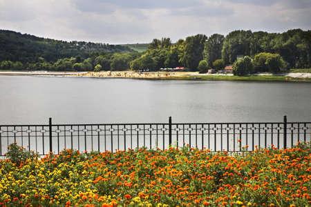 moldova: Kishinev  Lake Valea Morilor  Moldova