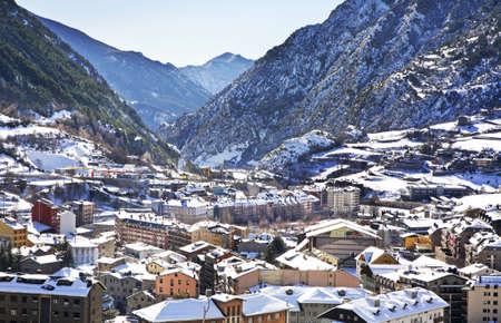 andorra: Encamp  Andorra