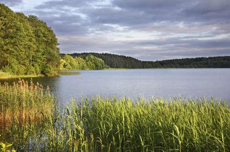 Lake Akmena  Lithuania photo