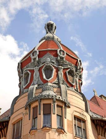 Szeged  Hungary Standard-Bild