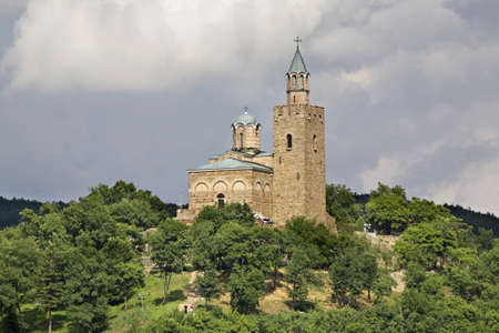 patriarchal: The Patriarchal Cathedral of the Holy Ascension of God in Veliko Tarnovo  Bulgaria