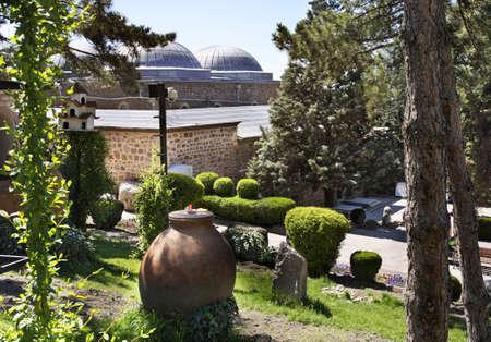 civilizations: Museum of Anatolian Civilizations in Ankara  Turkey
