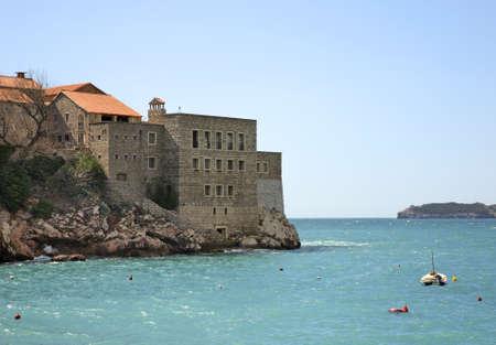 sveti: Sveti  Stefan  Montenegro
