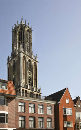 dom: Dom tour � Utrecht Pays-Bas Banque d'images