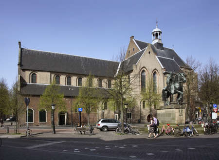 utrecht: St  John's Church in Utrecht  Netherlands