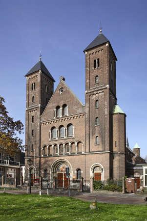 utrecht: Church of St  Gertrude in Utrecht  Netherlands