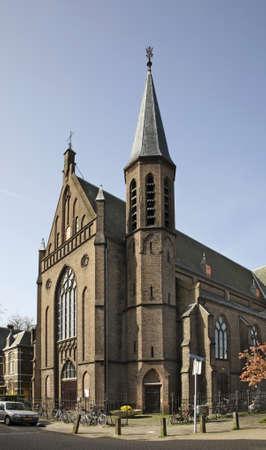 utrecht: Church of St  Joseph in Utrecht  Netherlands