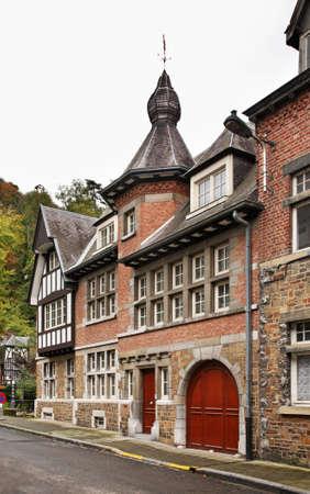 belgique: Dinant  Belgique Stock Photo