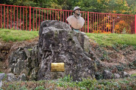 belgien: Albert I Memorial in Dinant  Belgique