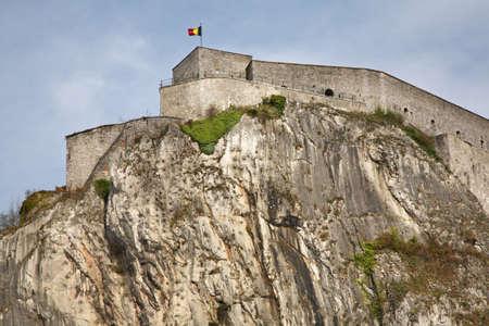 the citadel: Cittadella di Dinant Belgique