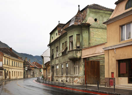 brasov: Brasov  Romania Stock Photo