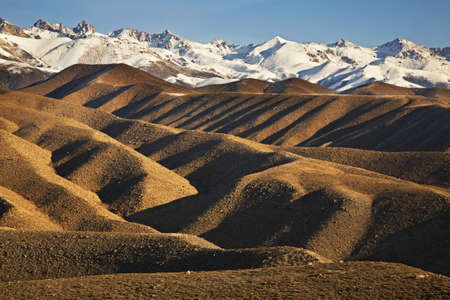 Kungoy Ala-Too ridge. Kyrgyzstan photo