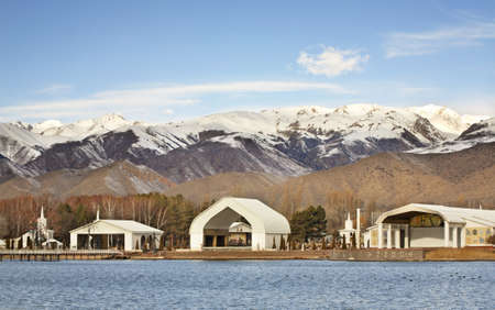 kyrgyzstan: Cholpon-Ata. Kirguist�n