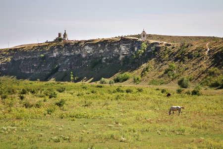 moldova: Old Orhei. Moldova