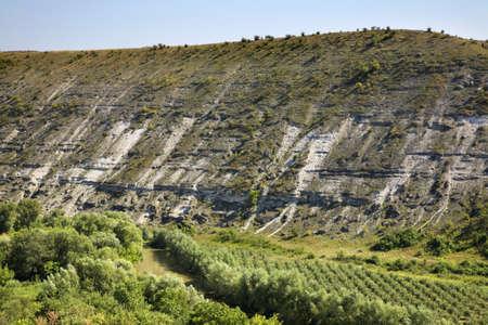 paysage: Old Orhei. Moldova