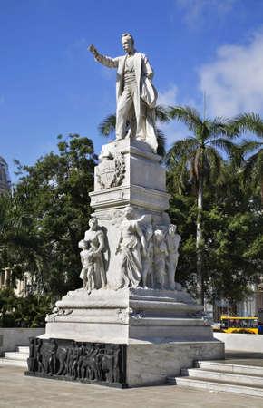 jose: Monument to Jose Marti in Havana. Cuba