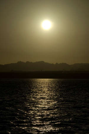 paysage: Red sea. Egypt