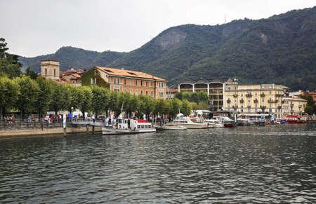 como: Como. Italy