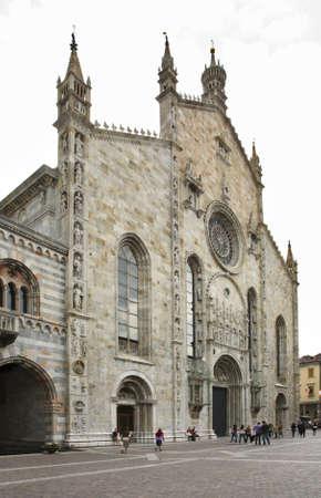 como: Como Cathedral. Italy