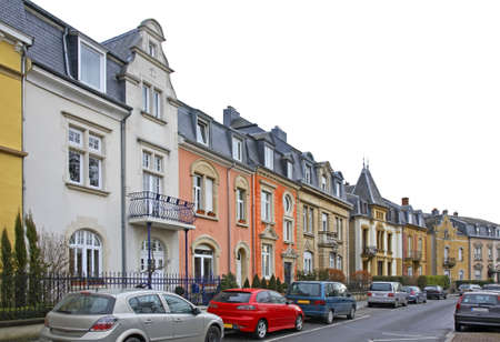 Luxembourg city Editorial
