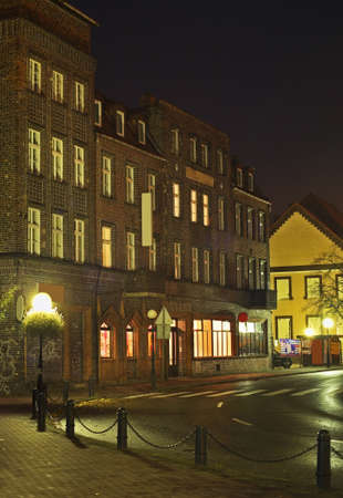 nad': Kostrzyn nad Odra. Poland
