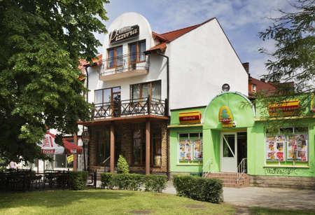 nad: Kostrzyn nad Odra. Poland