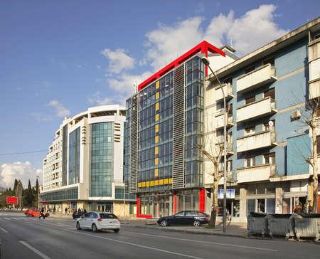 nicholas: Tsar Nicholas  Street in Podgorica. Montenegro