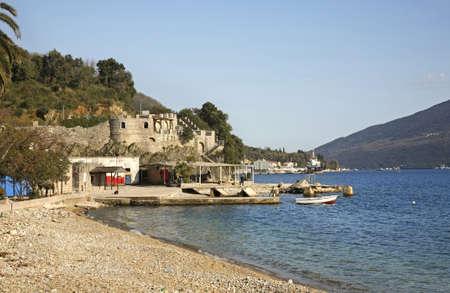 seaboard: Herceg Novi. Montenegro