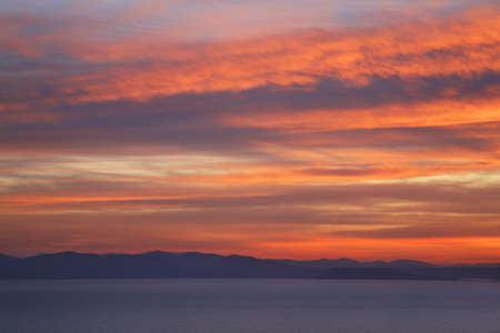 paysage: Golden Horn bay in Vladivostok. Russia