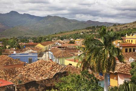 Trinidad. Kuba Standard-Bild - 35909029