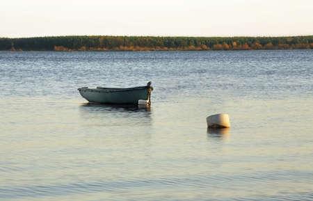 paysage: Turawskie Lake. Poland