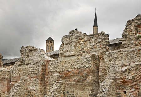 herzegovina: Taslihan in Sarajevo. Bosnia and Herzegovina