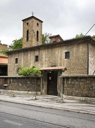 michael the archangel: Church of St. Michael Archangel in Sarajevo. Bosnia and Herzegovina Editorial