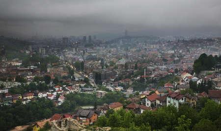 herzegovina: Sarajevo. Bosnia and Herzegovina