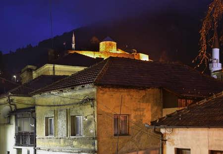 herzegovina: Travnik. Bosnia and Herzegovina Stock Photo