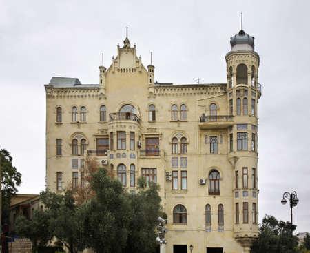 baku: Baku. Azerbaijan