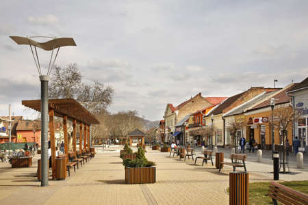 slovakia: Sturovo. Slovakia