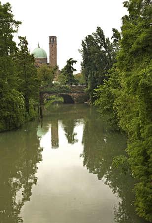 carmine: Basilica del Carmine a Padova. Italia Archivio Fotografico