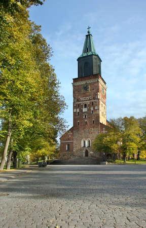 turku: Turku Cathedral. Finland