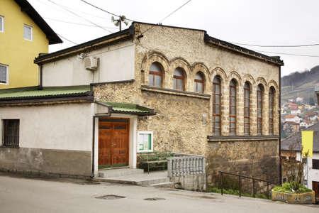 herzegovina: Hadadan dzamija in Jajce. Bosnia and Herzegovina