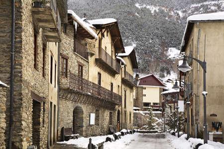 Ordino. Andorra Standard-Bild - 38537841