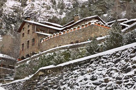 andorra: Ordino. Andorra