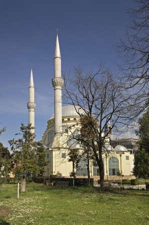 Ebu Beker Moschea a Scutari. Albania