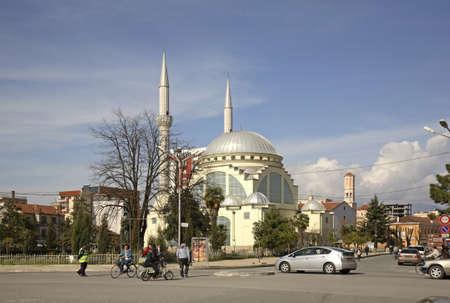 Ebu Beker Moschea a Scutari. Albania Editoriali